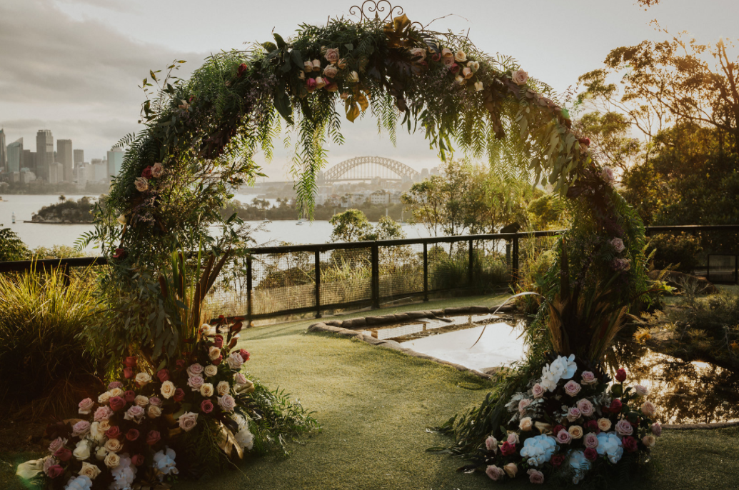KIRI SHAY PHOTOGRAPHY - TARONGA ZOO WEDDING VENUE