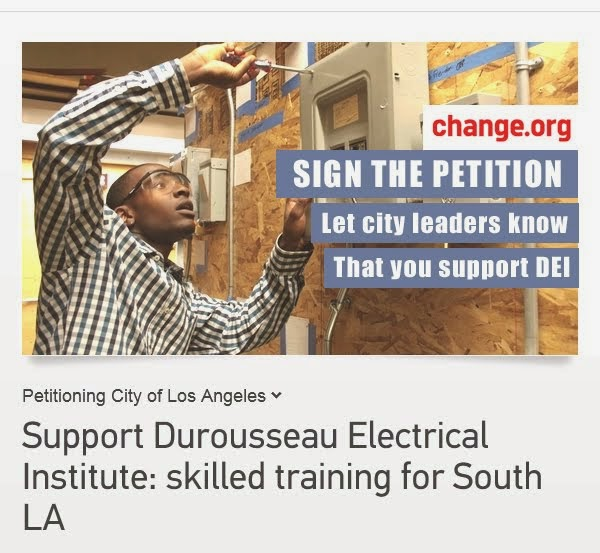 Sign the petition to support DEI