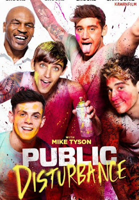 Public Disturbance (2018) WEBDL Subtitle Indonesia