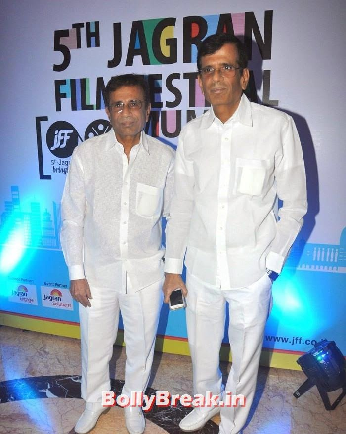 Abbas Mustan, 5th Jagran Film Festival Red Carpet Pics