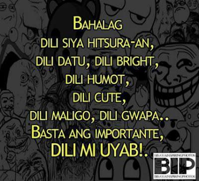 I Love You Quotes Bisaya : bisaya, binisaya, bisdak, visaya, visayan, cebuano, bisaya jokes ...