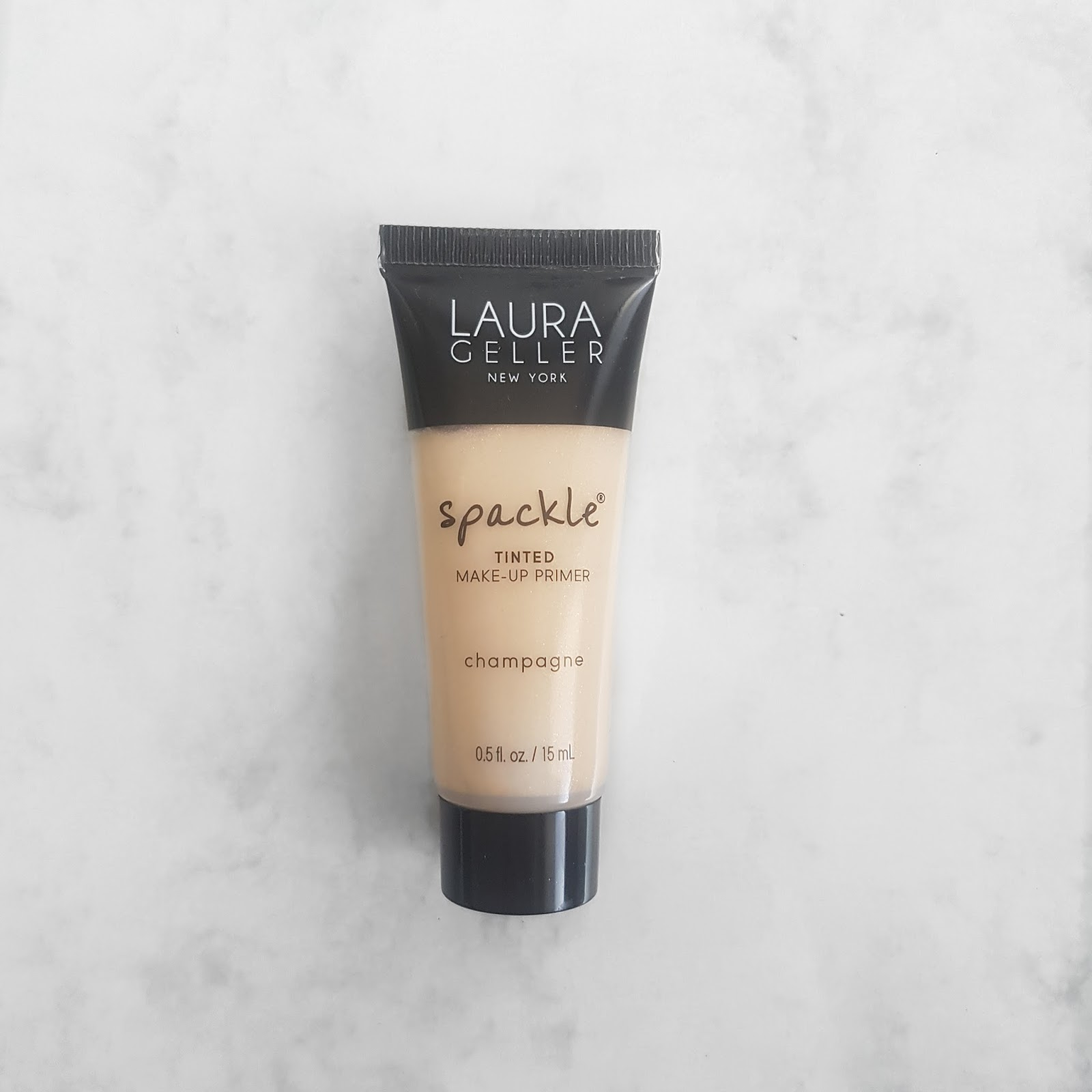 Laura Geller Spackle Tinted Make-Up Primer - Champagne