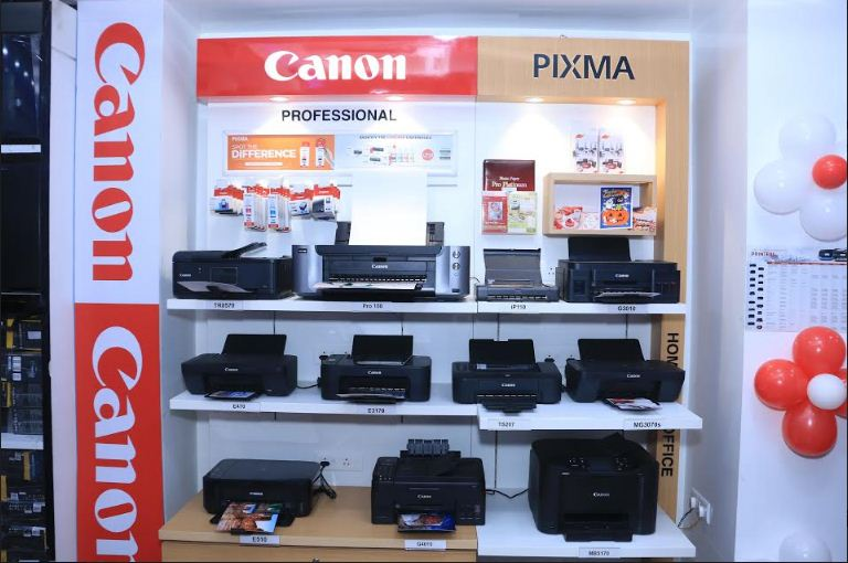 First Canon PIXMA Zone Launched In India - The New Destination For
