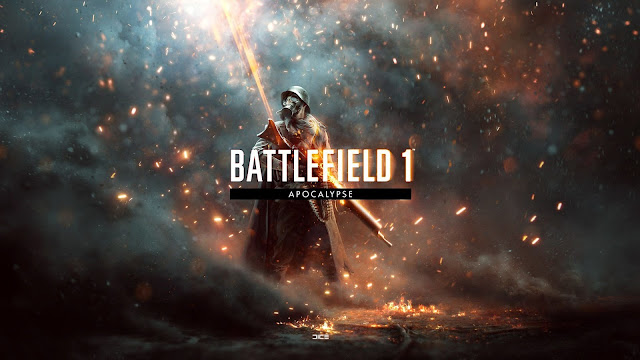 المحتوى الإضافي Apocalypse للعبة Battlefield 1 متوفر بالمجان الأن ، سارع للحصول عليه للابد من هنا ..