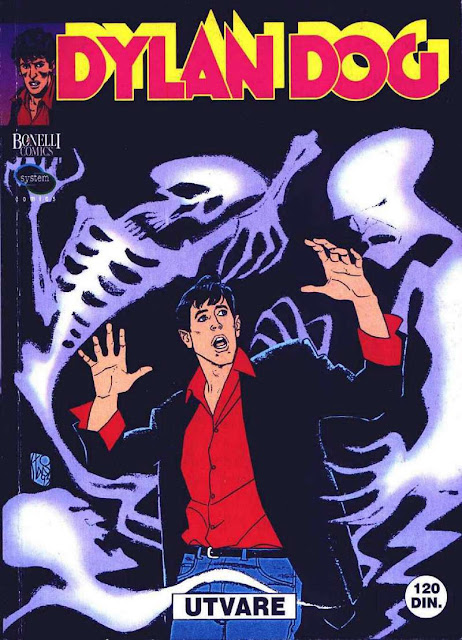 Utvare (System Comics) - Dylan Dog