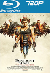 Resident Evil: The Final Chapter (2017) BRRip 720p / BDRip m720p