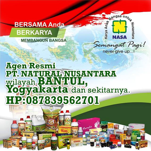 Alamat Agen Distributor RESMI NASA Wilayah BANTUL, YOGYAKARTA
