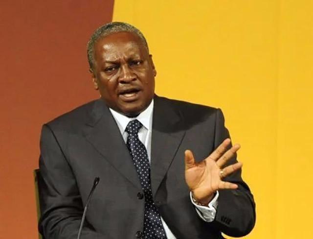 Breaking News: NPP Will Hit 50 Cedis Per Dollar - John Mahama