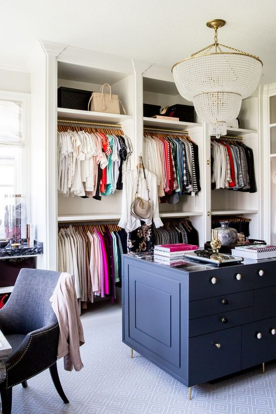Organizational Spree Inspired by Marie Kondo Tidying Up- design addict mom