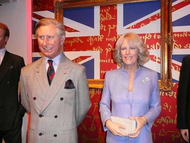 Figuras de cera do Museu Madame Tussauds em Londres