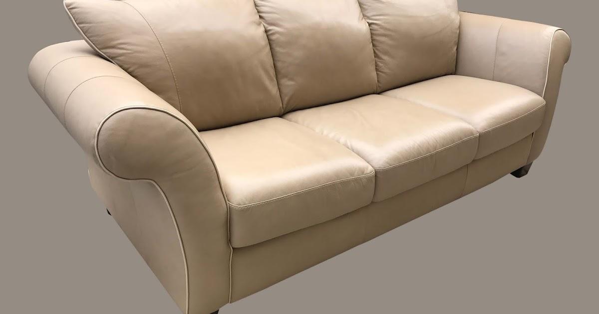 Uhuru Furniture & Collectibles: Italsofa Italian Leather ...