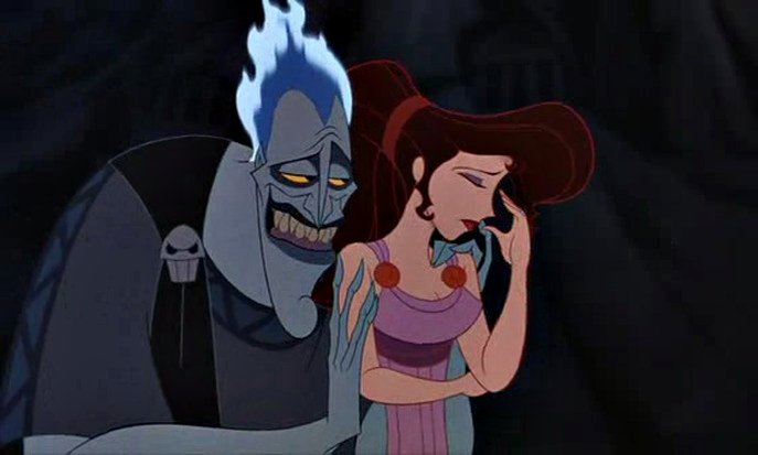 disney typed hades a little bit of personality