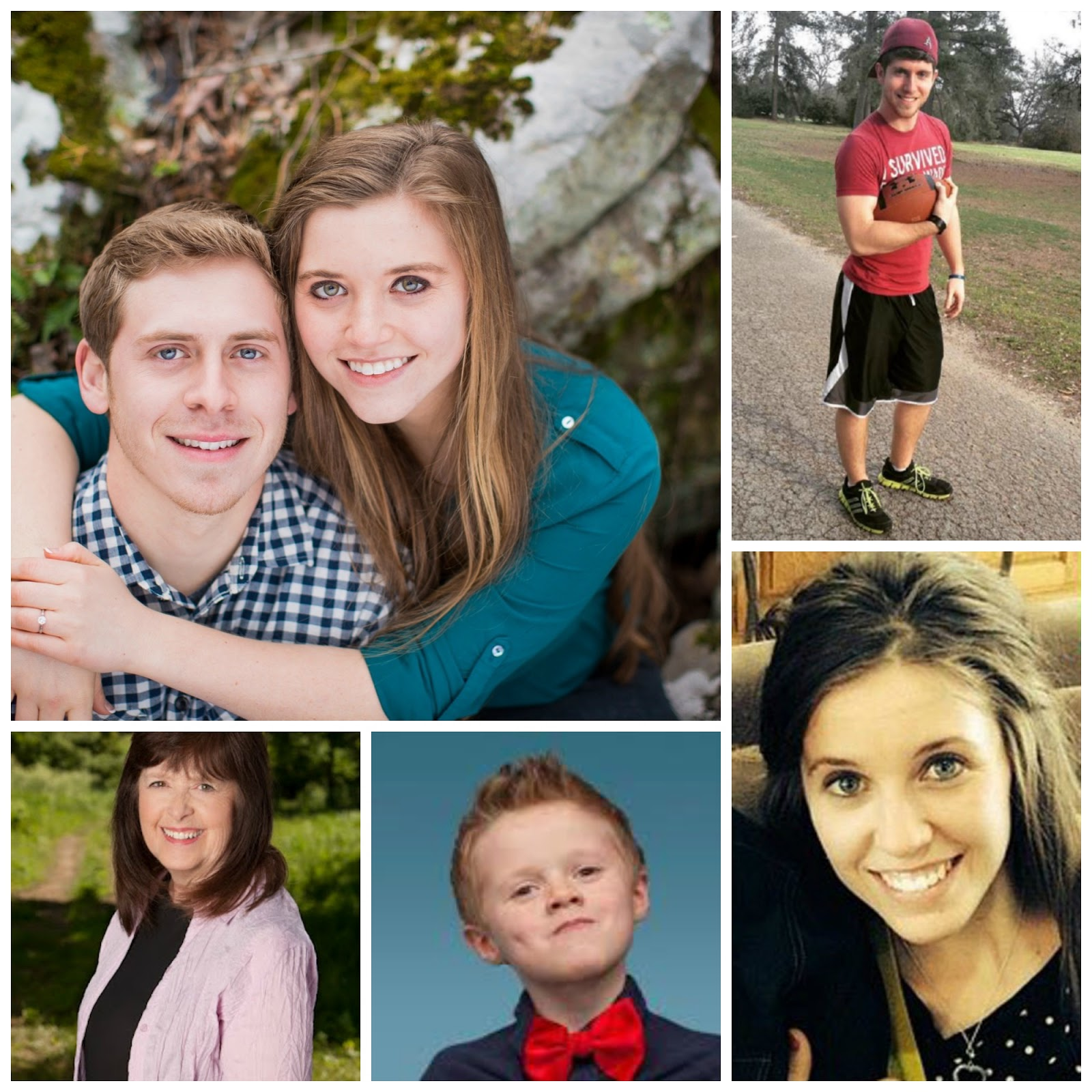 The Duggar Family Blog: Updated May Birthdays And