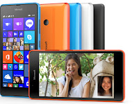 Microsoft Luncurkan Lumia 540 Dual SIM, Windows Phone Quad Core Berkamera 8MP Harga 1,3 Jutaan