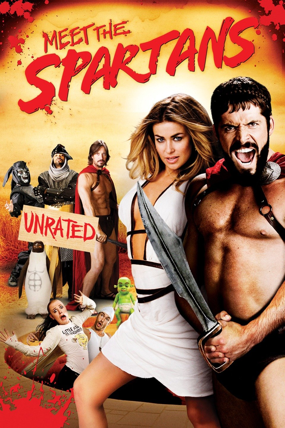 Meet The Spartans (2008) | Dawenkz Movies