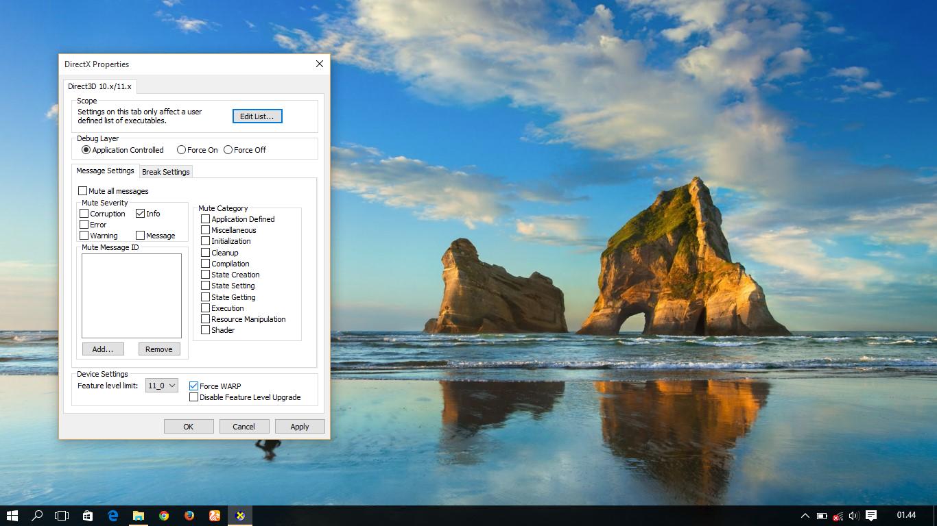 Dxcpl 64 Bit Download Windows 10