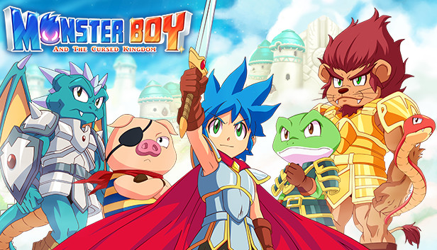 Monster Boy and the Cursed Kingdom PC Game Download