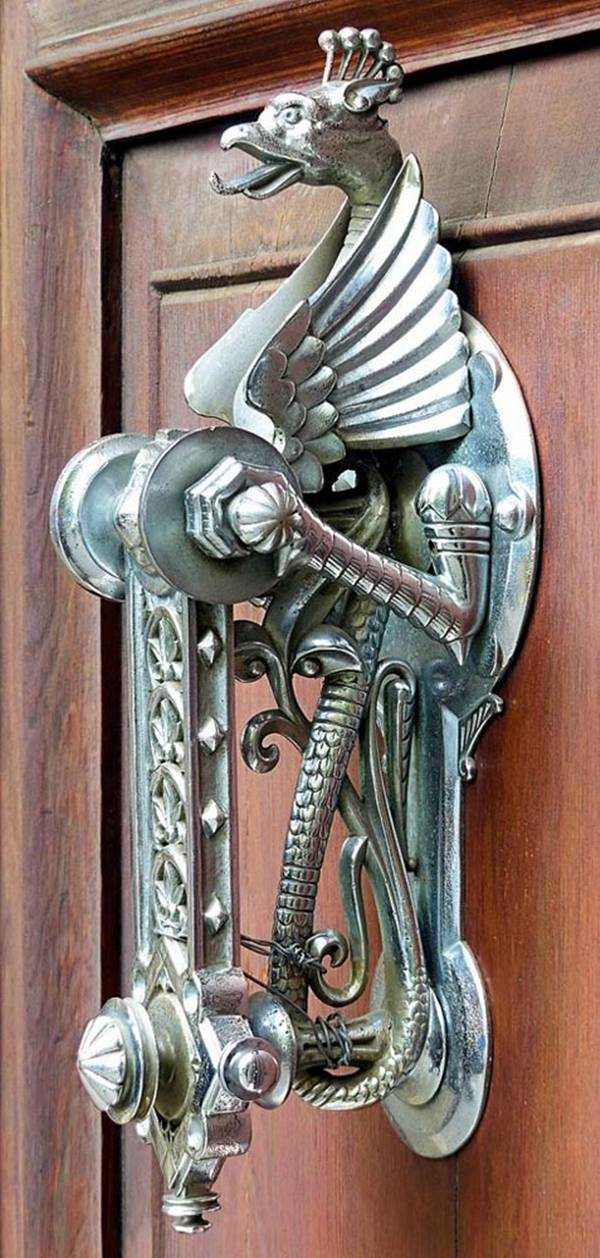 Creative Door Knockers Design Nice N Funny