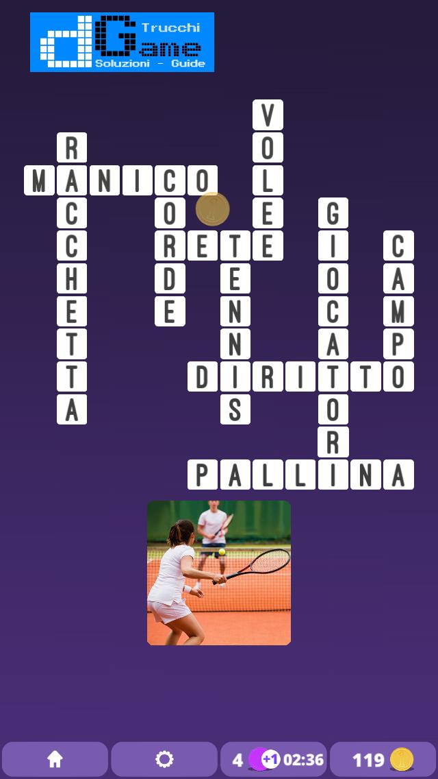 Soluzioni One Clue Crossword livello 5 schemi 13 (Cruciverba illustrato)  | Parole e foto