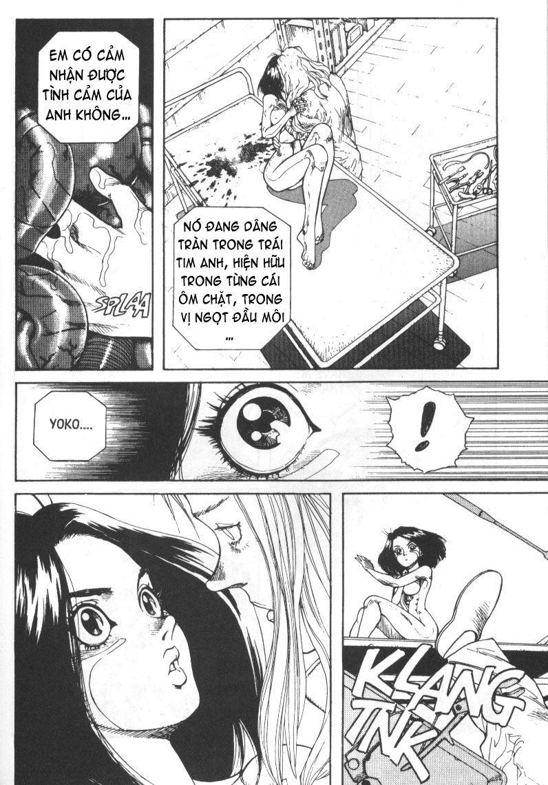 Battle Angel Alita chapter 39 trang 3