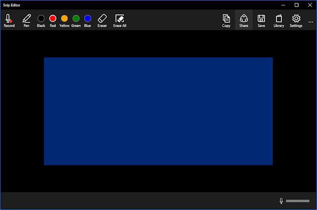 تحميل برنامج Snip لتصوير شاشة الكمبيوتر والتعديل علي الصور