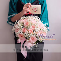 jual hand bouquet murah, jual bunga jakarta, florist jakarta utara