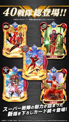 Legend Wars Super Sentai Mod Apk terbaru\