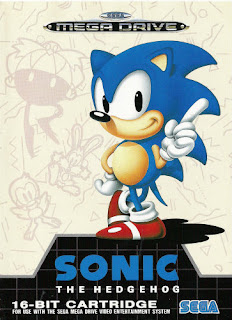 Sonic the Hedgehog [ Mega Drive ]