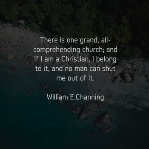 Unbelievable quotes about church that'll surprise you