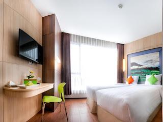 Review Kamar yang Ada di Tebu Hotel Bandung by Willson Hotels