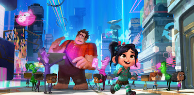 Download Ralph Breaks the Internet : Wreck it Ralph 2 (2018) 1