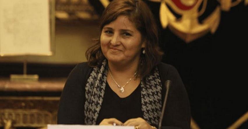 Congresista fujimorista Tamar Arimborgo, afirma que ideología de género quiere camuflarse en reforma del CNM