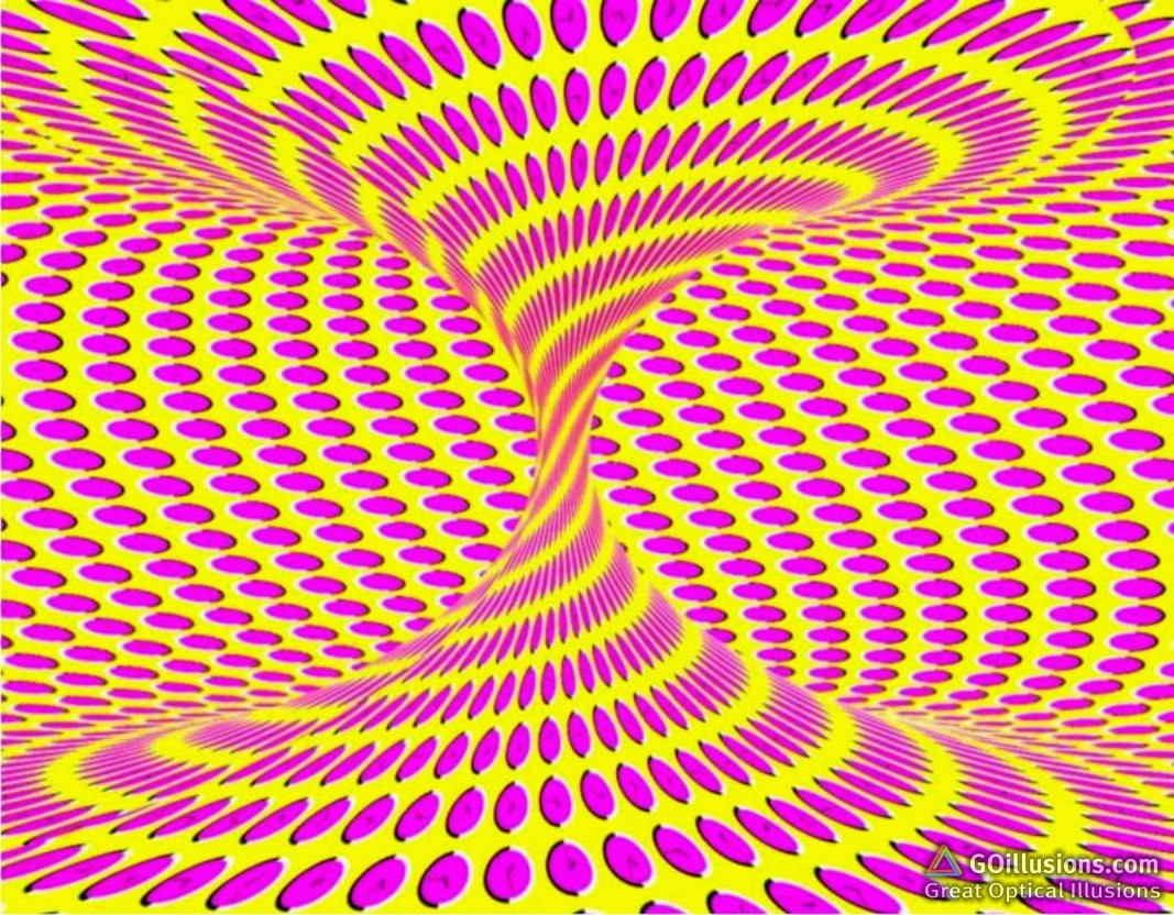 Great Optical Illusions Funny Photos And Images Brain