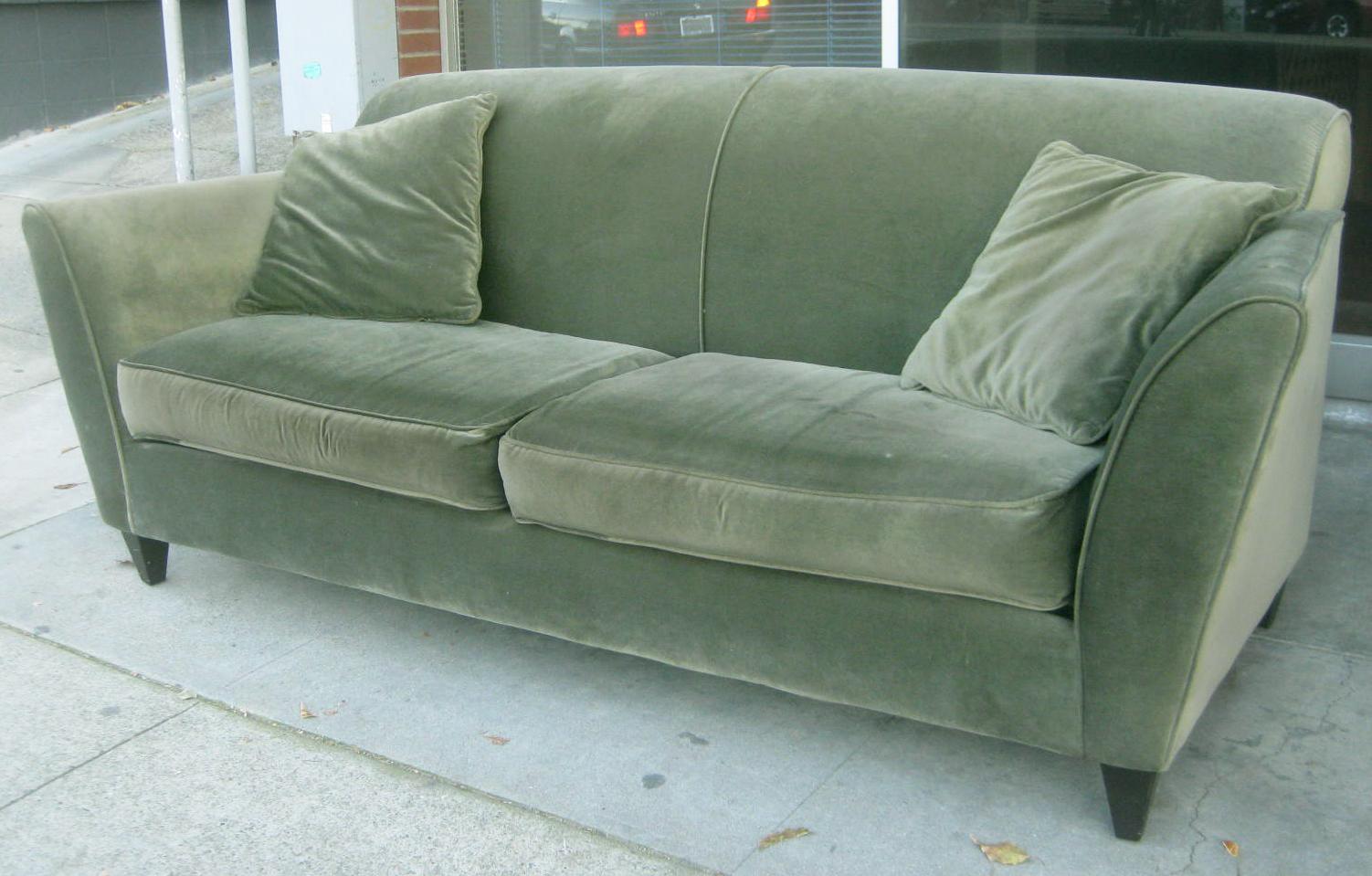 Uhuru Furniture Amp Collectibles Sold Olive Sofa 95