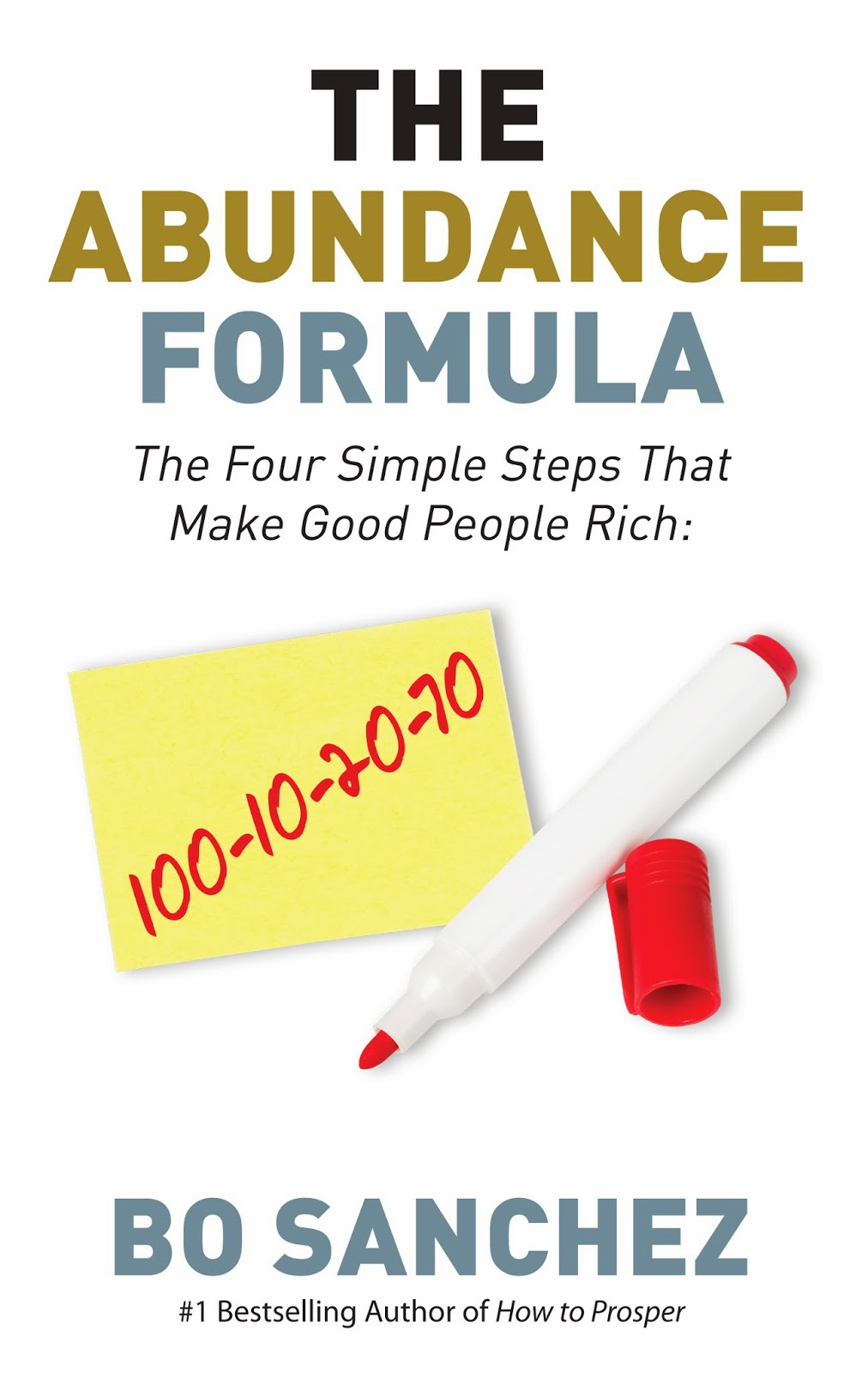 Image result for Abundance Formula by Bo Sanchez