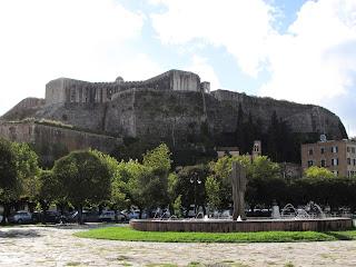 Corfu; Κέρκυρα; Kérkyra; Corfou; Corcyre; Grecia; Greece; Grèce; Ελλάδα; ciudadela nueva; castillo; fortaleza; castle; château; ciudadela