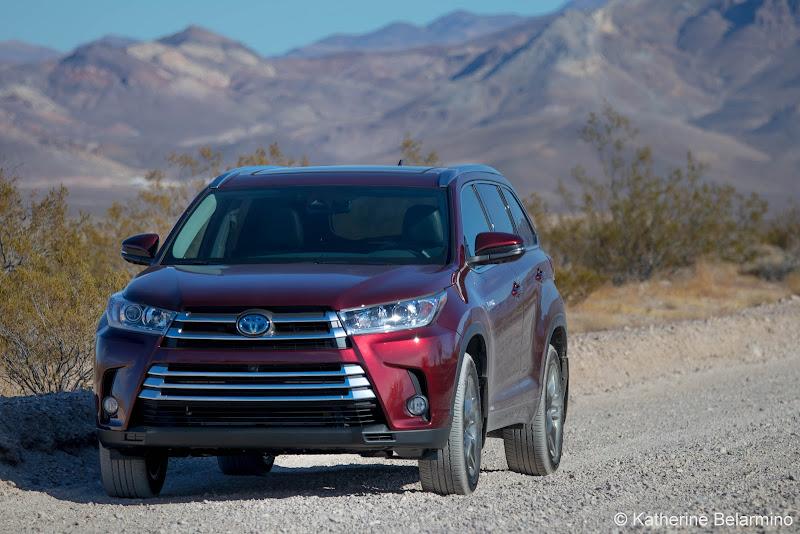 2018 Toyota Highlander Hybrid Limited Platinum 4WD