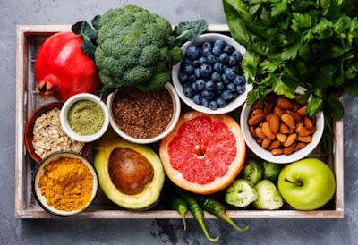 gambar manfaat buah-buahan dan sayuran