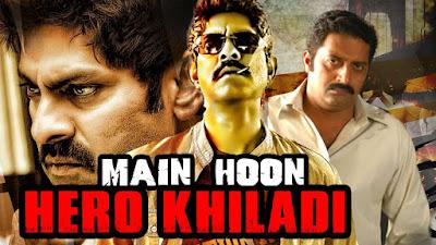 Main Hoon Hero Khiladi 2018 Hindi Dubbed HDRip 480p 150mb x265 HEVC