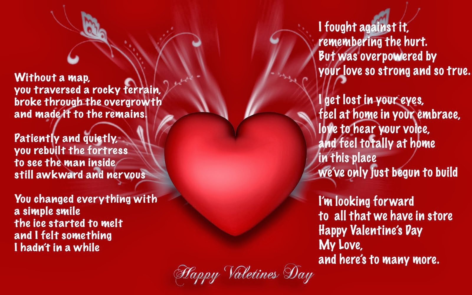 Happy Valentines Day Messages Greetings Wishes Upcomevent