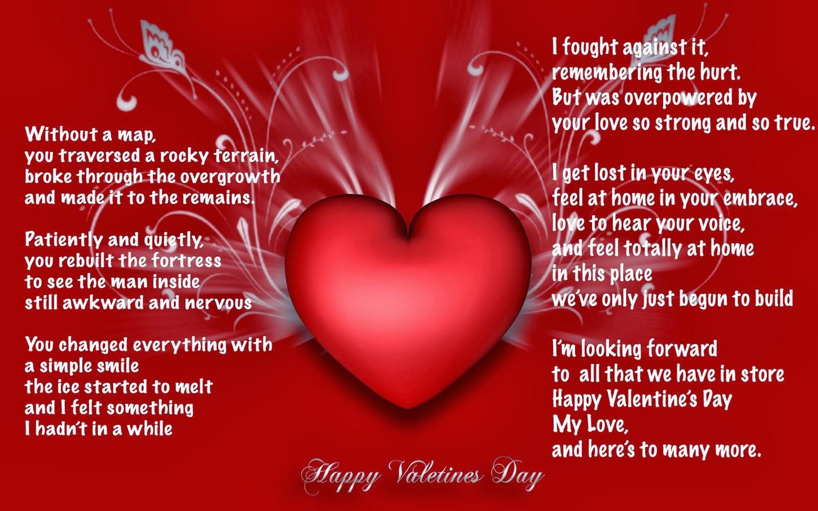 Schön Happy Valentines Day Wishes: