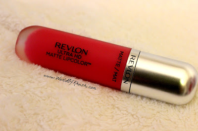Khushi_World_April_Favorites_RevlonUltraHD