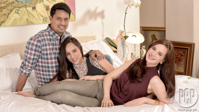 Richard Gomez And Lucy Torres Have A New 'White House' In Forbes Park! Must See!