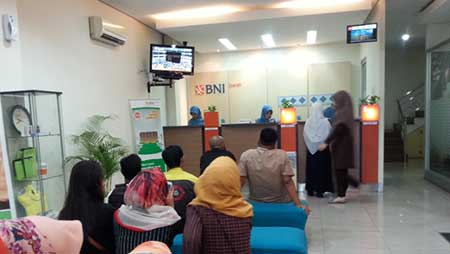 Daftar Cabang BNI Buka Sabtu Minggu di Denpasar