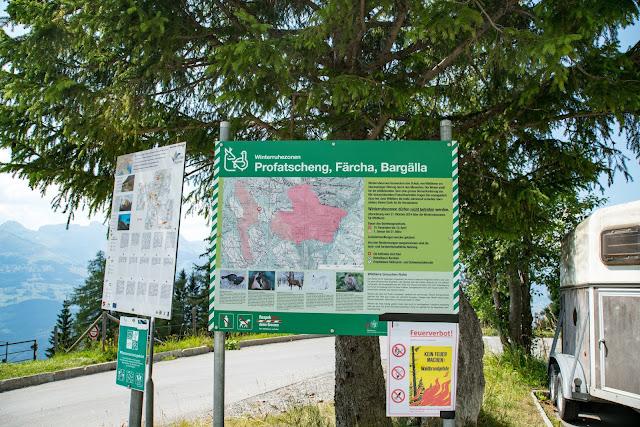 Fürstensteig  Gafadura Hütte - Drei-Schwestern - Gaflei  Wandern in Liechtenstein 24
