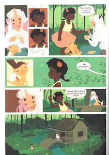 """Comic: Reseña de """"La sociedad de los dragones del té"""" de Katie O'Neill - Ediciones la Cúpula"""