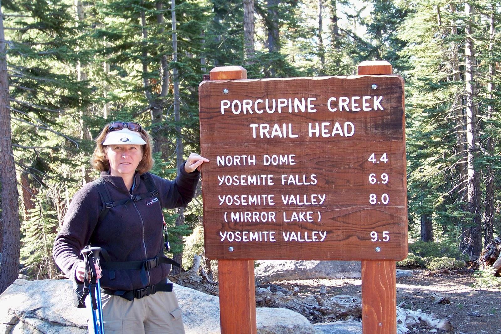 Dave Amp Kathy 2011 2018 North Dome Hike Yosemite