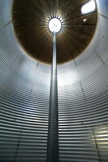 grain-air tubes