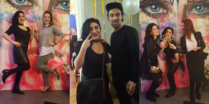 Blogger Event: L´Oréal Paris Atelier - Der blasse Schimmer, Eren Bektas, Hearttobreathe, Smoonstyle