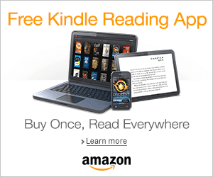 Free Kindle App for PC, Mac, or Smart Phones